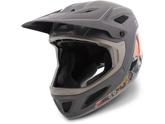 Giro Disciple MIPS casco per bici grigio